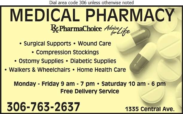 Medical Pharmacy - Pharmacies Digital Ad