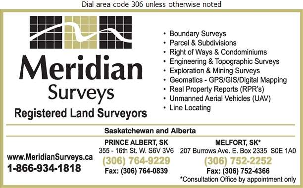 Meridian Surveys Ltd - Surveyors Land Digital Ad