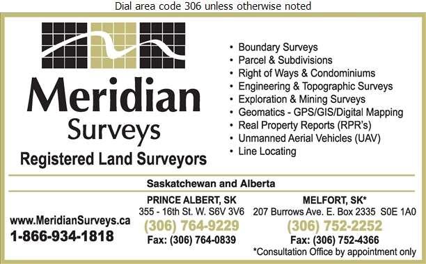 Meridian Surveys Ltd - Surveyors Land Digital Ad