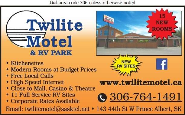 Twilite Motel & RV Park - Hotels Digital Ad