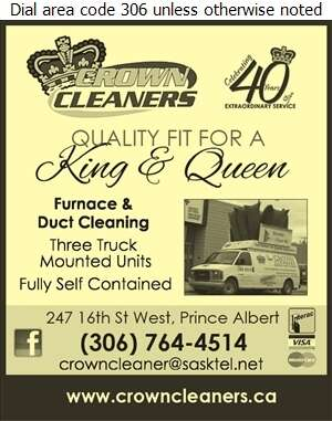 Crown Cleaners - Furnaces Cleaning Digital Ad