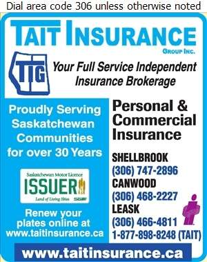 Tait Insurance Group Inc - Insurance Digital Ad