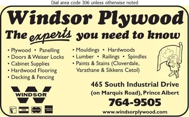 Windsor Plywood - Lumber Retail Digital Ad