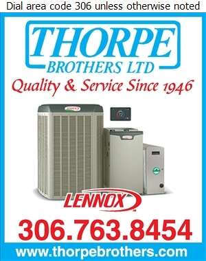 Thorpe Brothers Limited - Air Conditioning Contractors Digital Ad