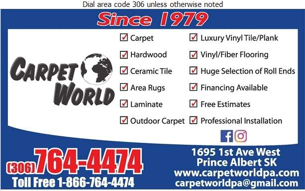 Carpet World - Carpets & Rugs Retail Digital Ad