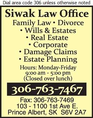 Siwak Law Office (Henry L Siwak) - Lawyers Digital Ad