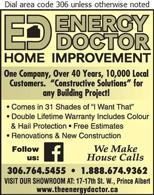 Energy Doctor - Siding Digital Ad