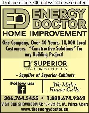 Energy Doctor - Kitchen Cabinets & Equipment Digital Ad