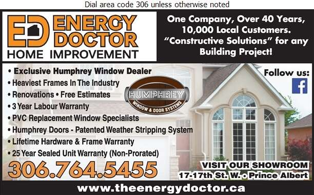 Energy Doctor - Windows Digital Ad