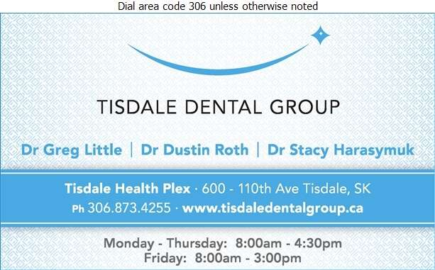 Tisdale Dental Group - Dentists Digital Ad