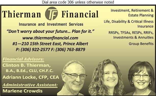 Thierman Financial - Financial Planning Consultants Digital Ad