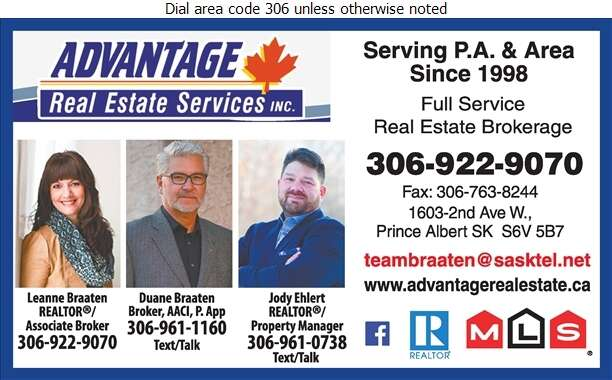 Advantage Real Estate - Real Estate Digital Ad