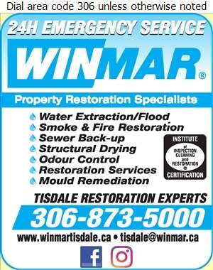 Winmar Property Restoration Specialists - Flood Damage Restoration & Floodproofing Digital Ad