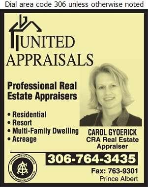 United Appraisals - Appraisers Digital Ad