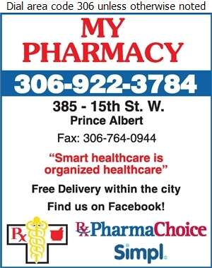 My Pharmacy - Pharmacies Digital Ad