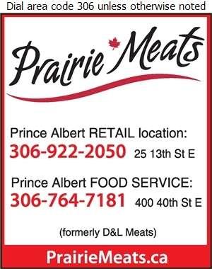 Prairie Meats - Meat Markets Digital Ad