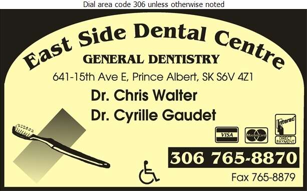 East Side Dental Centre - Dentists Digital Ad