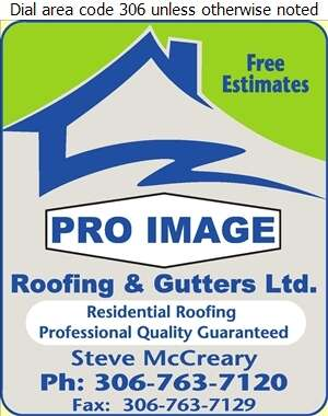 Pro Image Roofing & Gutters - Roofing Contractors Digital Ad