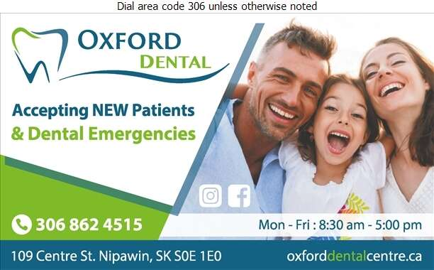 Oxford Dental Clinic - Dentists Digital Ad