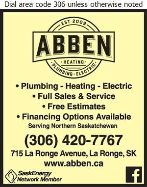Abben Heating & Plumbing Ltd - Electric Contractors Digital Ad