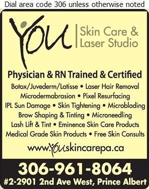 YOU Skin Care & Laser Studio - Beauty Salons Digital Ad