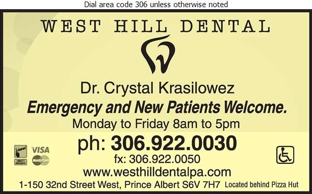 West Hill Dental Clinic - Dentists Digital Ad