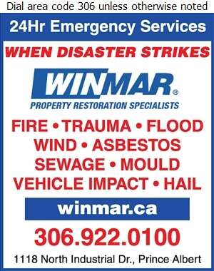 Winmar - Fire Damage Restoration Digital Ad