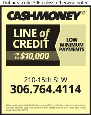 Cash Money - Loans Digital Ad