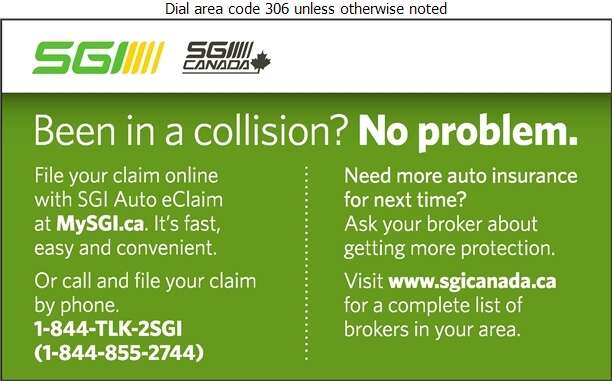 SGI Claims - Insurance Digital Ad