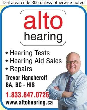 Alto Hearing Ltd - Hearing Assessment & Hearing Aids Digital Ad