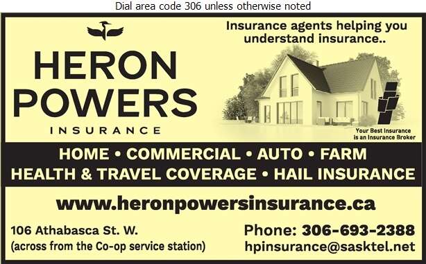 Heron-Powers Insurance - Insurance Digital Ad
