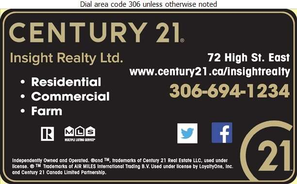 Century 21 Insight Realty Ltd - Real Estate Digital Ad