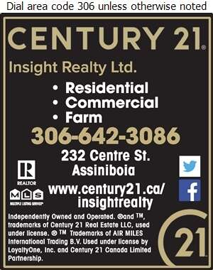 Century 21 Insight Realty Ltd - Real Estate Digital Ad