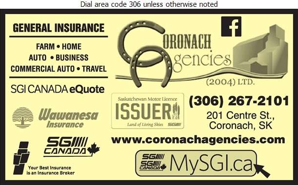 Coronach Agencies (2004) Ltd - Insurance Digital Ad