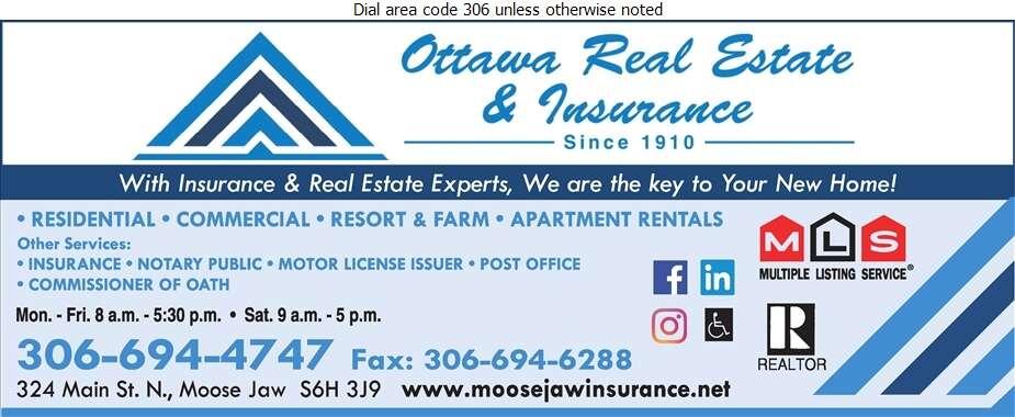 Ottawa Real Estate Co Ltd - Real Estate Digital Ad