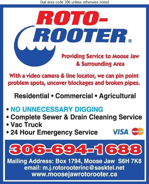 Roto-Rooter - Plumbing Contractors Digital Ad