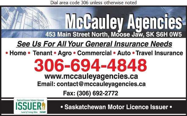 McCauley Agencies - Insurance Digital Ad