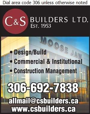 C & S Builders Ltd - Construction Management Digital Ad