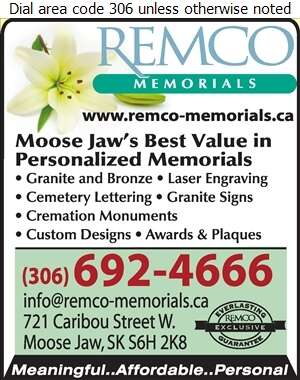 Remco Memorials - Monuments Digital Ad
