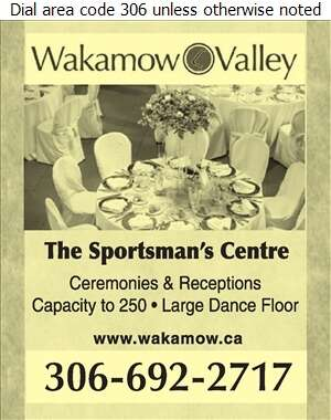 Wakamow Valley - Wedding Planning, Supplies & Service Digital Ad