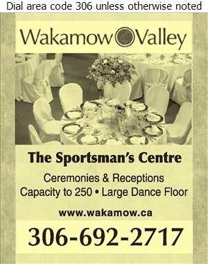 Wakamow Valley - Wedding Planning, Supplies & Service Digital Ad
