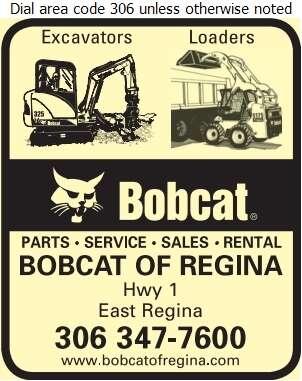 Bobcat - Contractors Equipment Supplies & Service Digital Ad