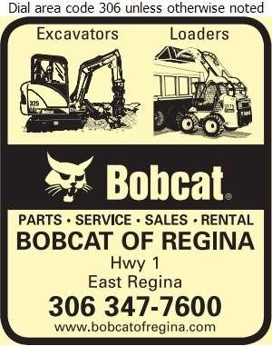 Bobcat - Landscaping Equipment & Supplies Digital Ad
