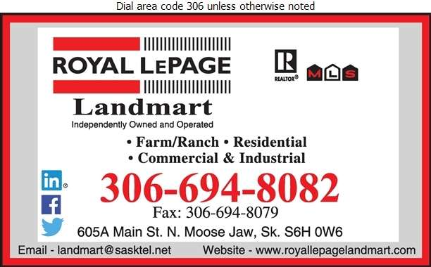 Royal LePage Landmart - Real Estate Digital Ad