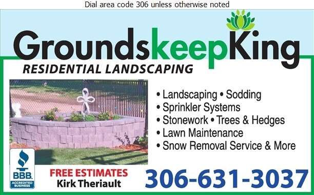 GroundskeepKing - Landscape Contractors & Designers Digital Ad