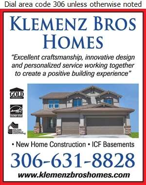 Klemenz Bros Homes Inc (Shop) - Home Builders Digital Ad