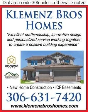 Klemenz Bros Homes Inc - Home Builders Digital Ad