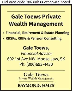 Toews Gale Private Wealth Management - Financial Planning Consultants Digital Ad