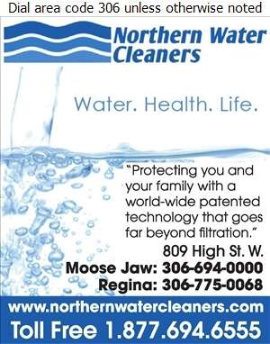 Northern Water Cleaners - Water Purification Equipment Digital Ad