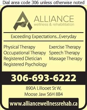 Alliance Wellness Rehabilitation - Physical Therapy Digital Ad